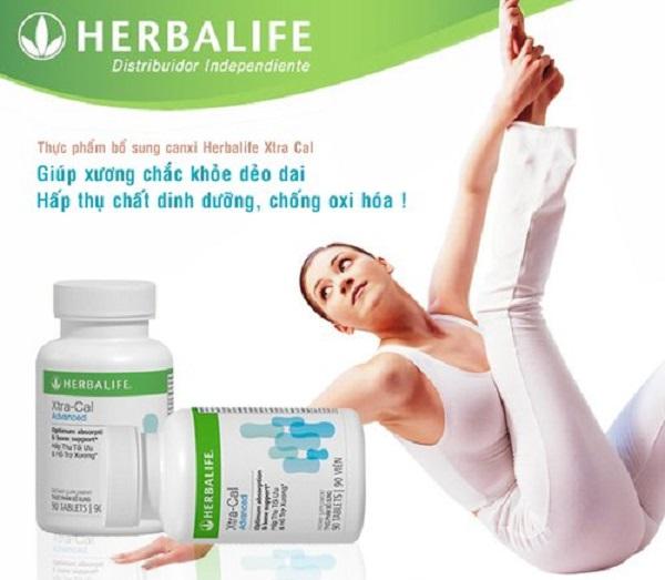 Thực phẩm chức năng giúp tăng cường canxi chống các bệnh xương khớp