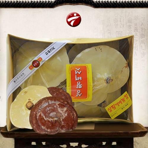 Nấm linh chi vàng thượng hạng Hộp quà biếu (1kg/hộp) L027