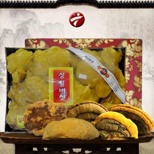 Nấm Linh Chi Thượng Hoàng (1kg - loại thượng hạng) hộp quà biếu L039