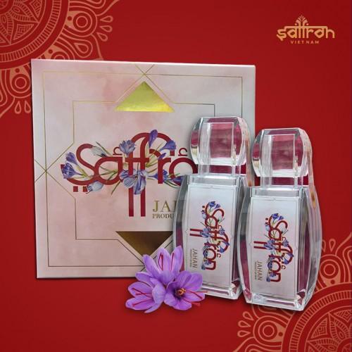 Nhụy hoa nghệ tây Iran Saffron JAHAN hộp 6g NT009