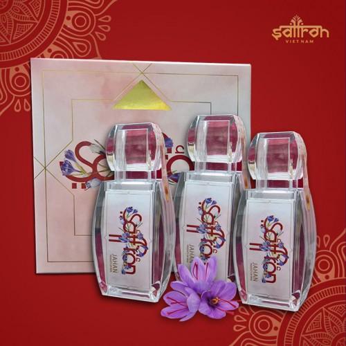 Nhụy hoa nghệ tây Iran Saffron JAHAN hộp 9g NT010