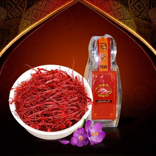 Nhụy Hoa Nghệ tây Iran Sahar Khiz loại 2 g cao cấp