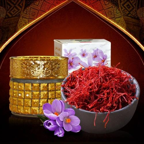 Nhụy hoa nghệ tây Iran Thượng Hạng 5g