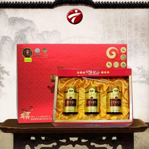 Cao hồng sâm Hàn Quốc 3 lọ  NS040