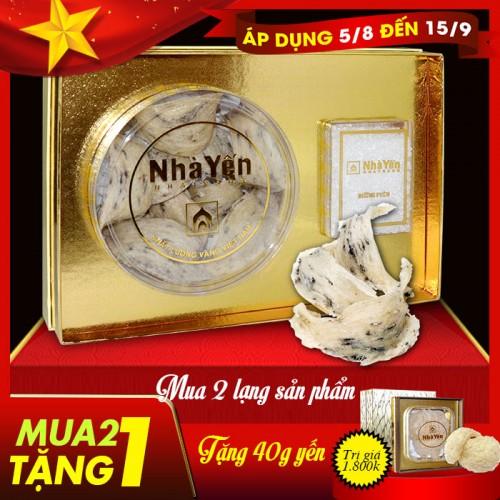 Yến trắng thô thượng hạng (100g/hộp) cao cấp Y065