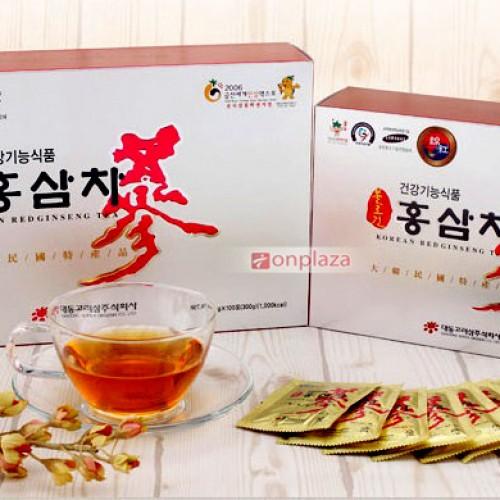 Trà Hồng sâm Deadong Hàn Quốc
