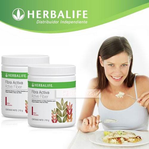Hỗn hợp chất xơ hoạt hóa Herbalife Active Fiber Complex H023