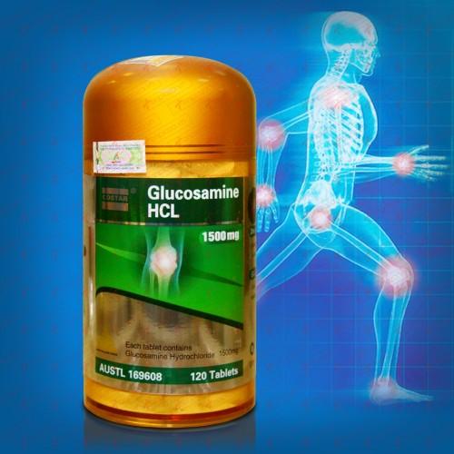 Viên glucosamine HCL 1500mg (costar) X008