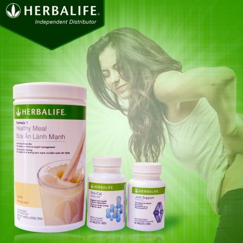 Bộ sản phẩm hỗ trợ xương khớp Herbalife
