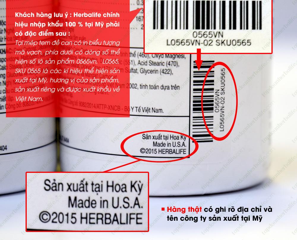 Thực phẩm hỗ trợ xương khớp-Canxi Herbalife Xtra Cal H006 7