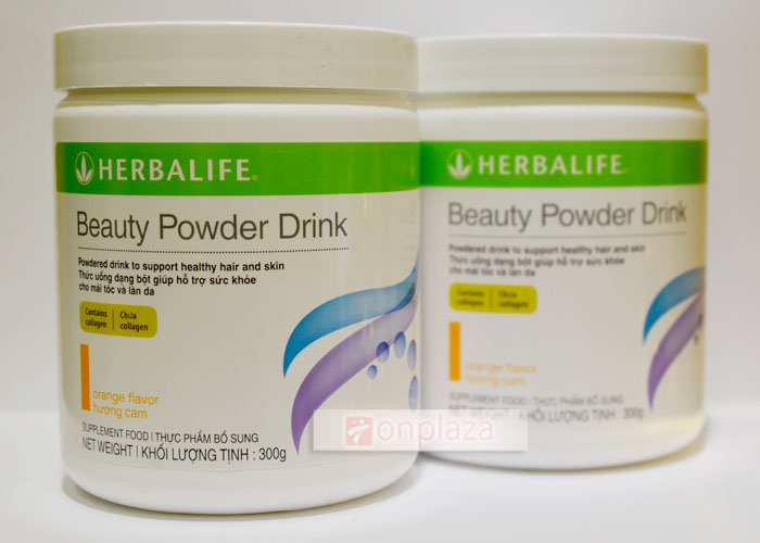 Collagen thủy phân Herbalife beauty powder drink H024 1