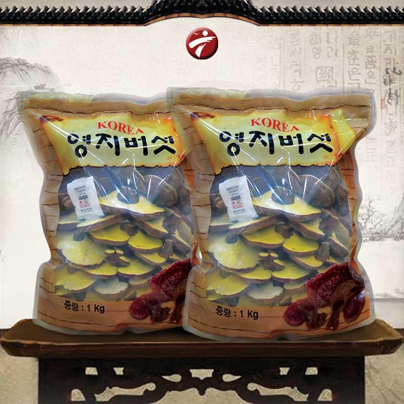 Nấm linh chi bào tử thượng hạng Hàn Quốc L045