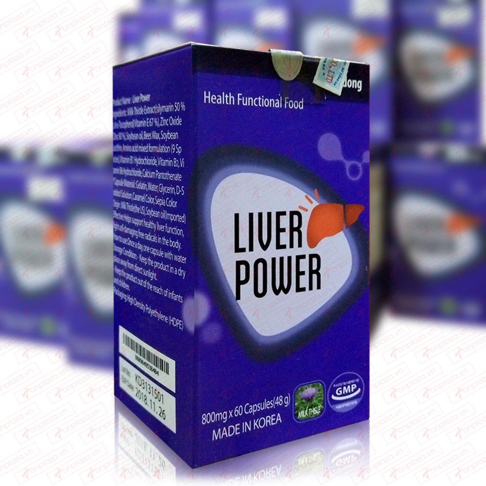 Liver Power K130