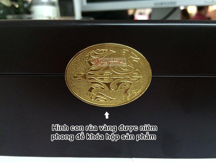 ACN rùa vàng 1 hộp 1 viên A02