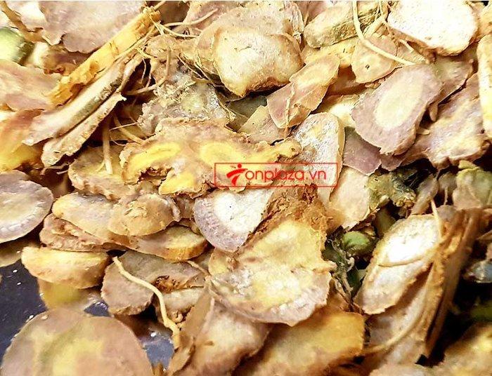Bình ngâm sâm Ngọc Linh thái lát tẩm mật ong 6 lít loại 700gr sâm NS640 5