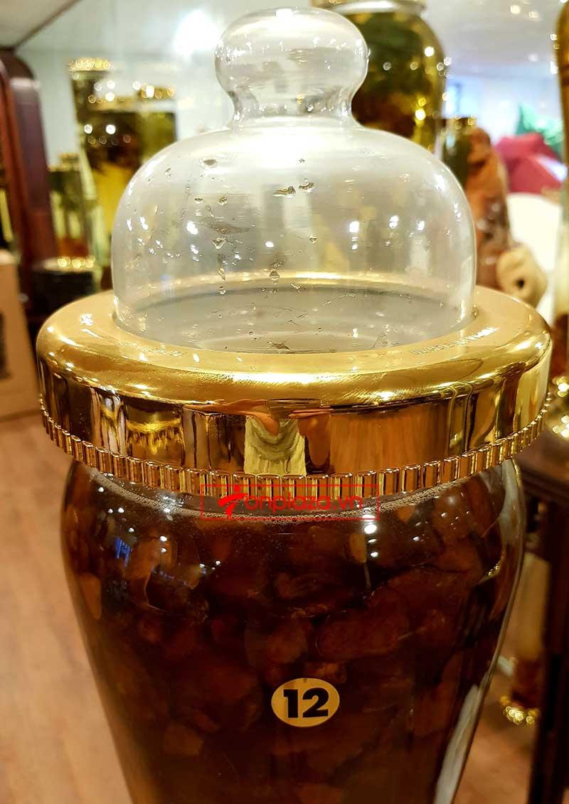 Bình ngâm sâm Ngọc Linh thái lát tẩm mật ong 7 lít  NS639 2