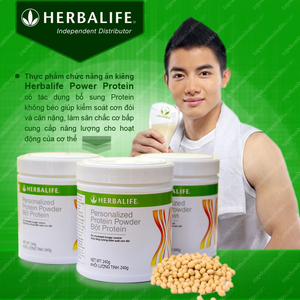 Bột Protein Herbalife F3 - thực phẩm ăn kiêng Herbalife 1