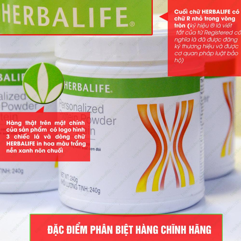 Bột Protein Herbalife F3 - thực phẩm ăn kiêng Herbalife 2