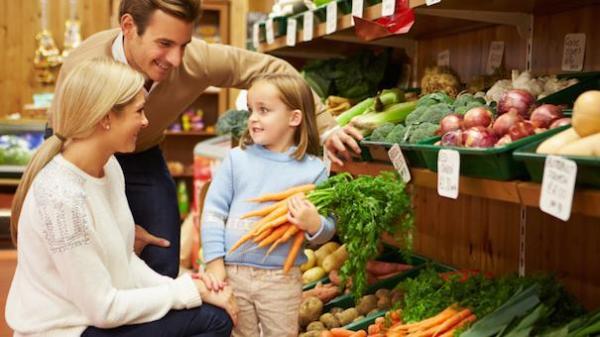 Một số cách để trẻ tự giảm cân 1
