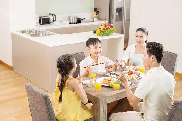 Cách giúp trẻ hết biếng ăn tại nhà 3