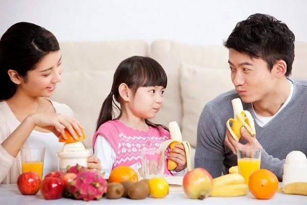 Cần cho trẻ em ăn gì để tăng cân 2