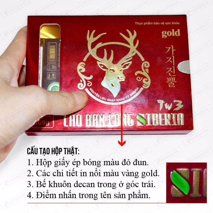 Cao Ban Long Sibiri (gói 100g) NH010 2