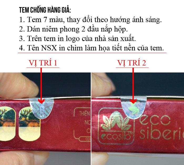 Cao Ban Long Sibiri (gói 100g) NH010 3