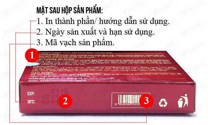 Cao Ban Long Sibiri (gói 100g) NH010 4