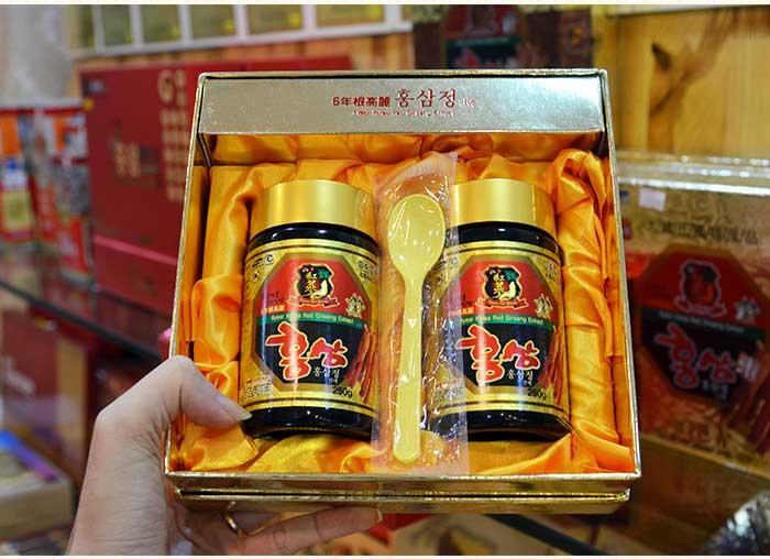 Cao hồng sâm 6 năm tuổi Hàn Quốc loại 2 hũ NS035 11