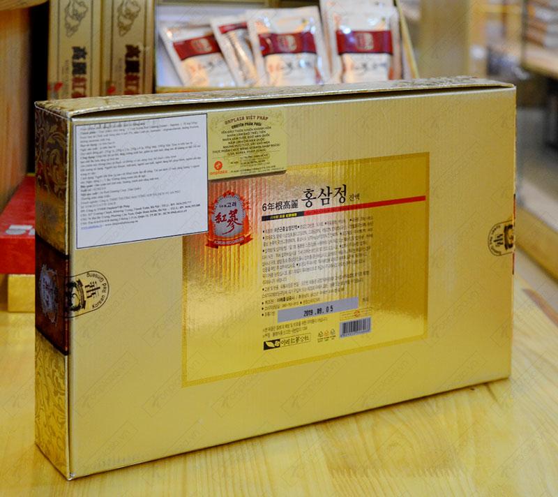 Cao hồng sâm hanil Hàn Quốc 4 lọ 250gr NS033 4
