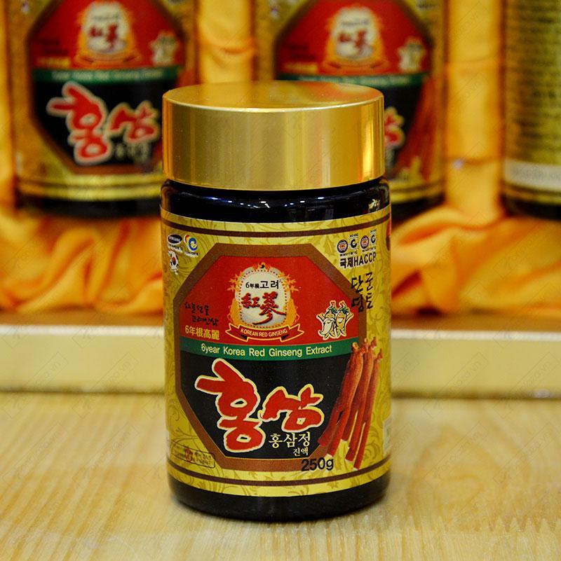 Cao hồng sâm hanil Hàn Quốc 4 lọ 250gr NS033 6