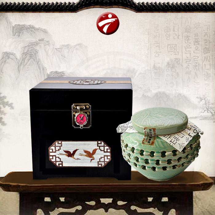 Cao Hoàng Đế 500g/hộp màu xanh ngọc NS037