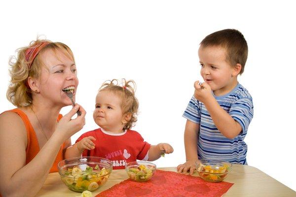 Chế độ ăn cho trẻ bị suy dinh dưỡng