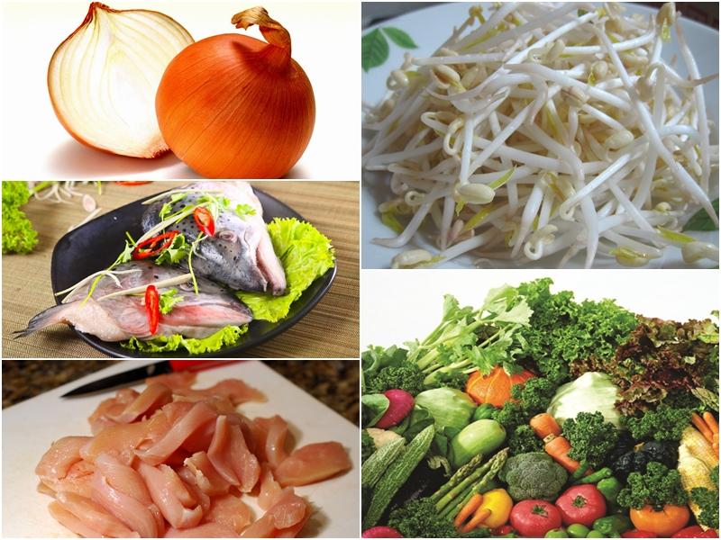 Có nhiều thực phẩm tốt cho hệ tim mạch