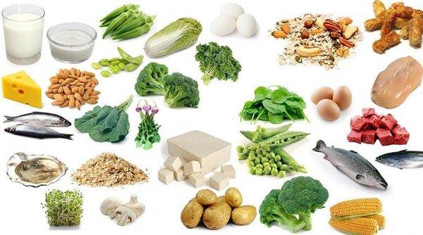 Công dụng của thực phẩm bổ sung canxi cho người già 2