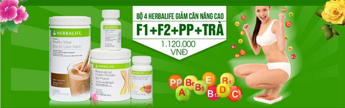 Tập đoàn herbalife vietnam