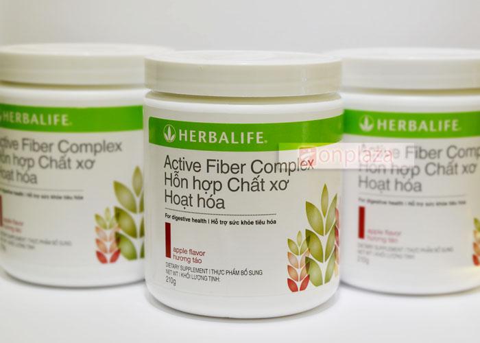 Hỗn hợp chất xơ hoạt hóa Herbalife Active Fiber Complex H023 2