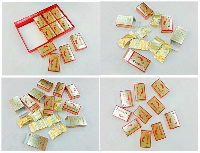 Sâm thái lát tẩm mật ong KGS 200g NS028 5