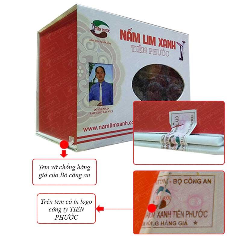 Nấm Lim Xanh Tiên Phước 0.5 kg (hồng chi) L013 3