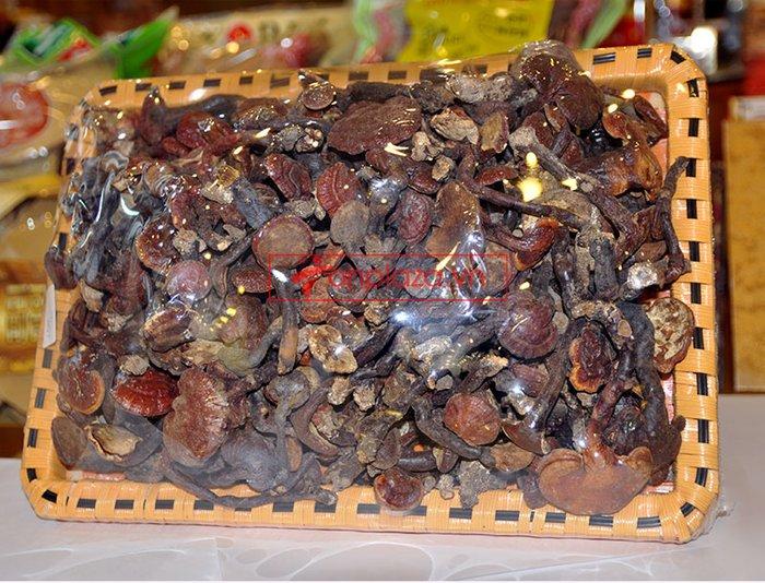Nấm lim xanh tự nhiên Quảng Nam tai nhỏ hộp 1kg L309
