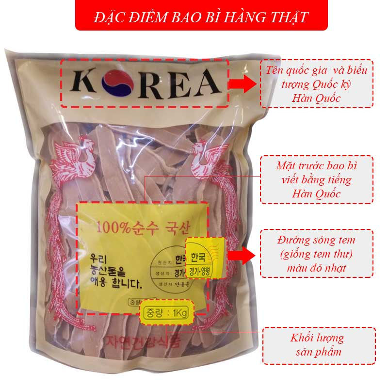 Nấm linh chi đỏ thái lát (1kg/túi) L004 1