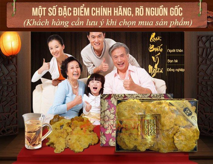 Nấm Linh Chi Thượng Hoàng ( 0.5kg/1 Hộp) L022 2