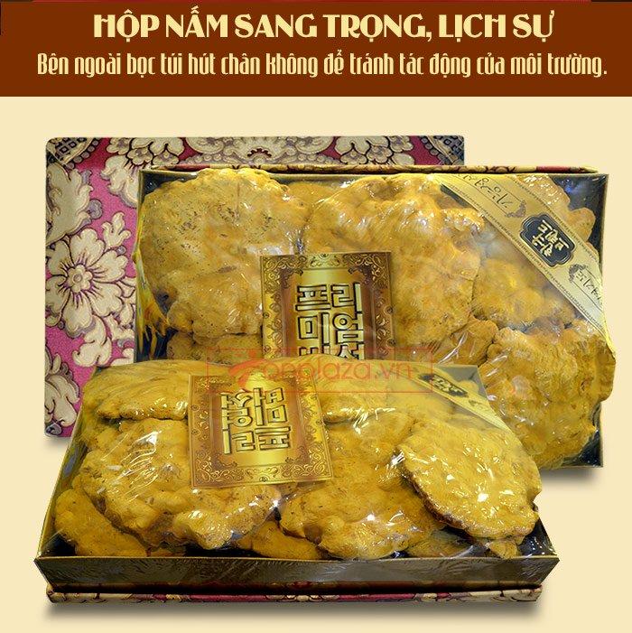 Nấm Linh Chi Thượng Hoàng ( 0.5kg/1 Hộp) L022 3
