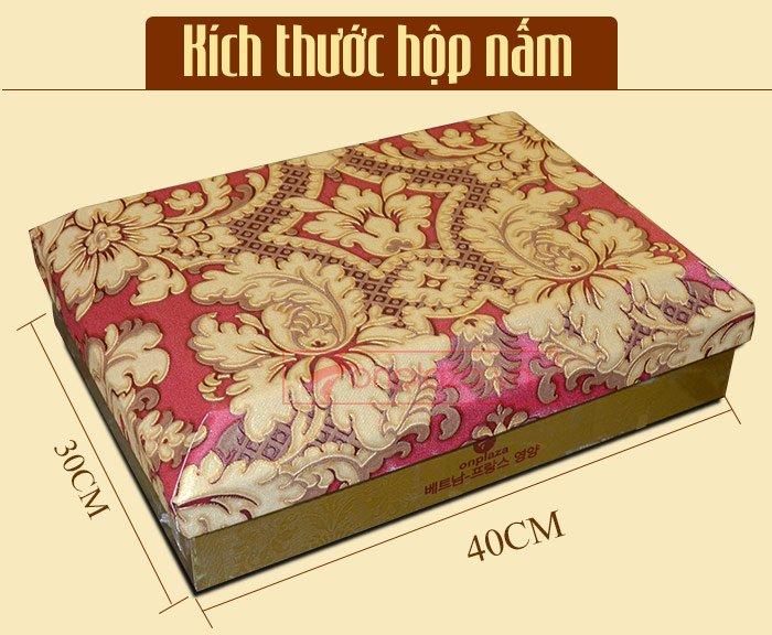 Nấm Linh Chi Thượng Hoàng ( 0.5kg/1 Hộp) L022 4