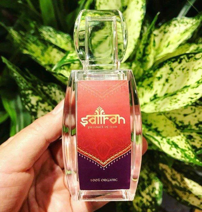 Nhụy hoa nghệ tây IRAN cao cấp Saffron SALAM hộp 3g NH001 1