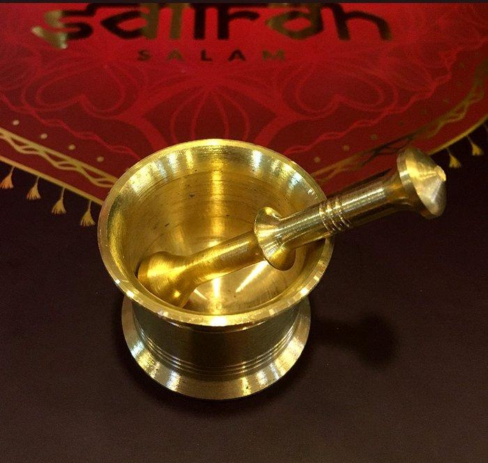 Bộ sản phẩm Nhụy hoa nghệ tây saffron SALAM  trà hoa cúc hộp 5g NT002 7