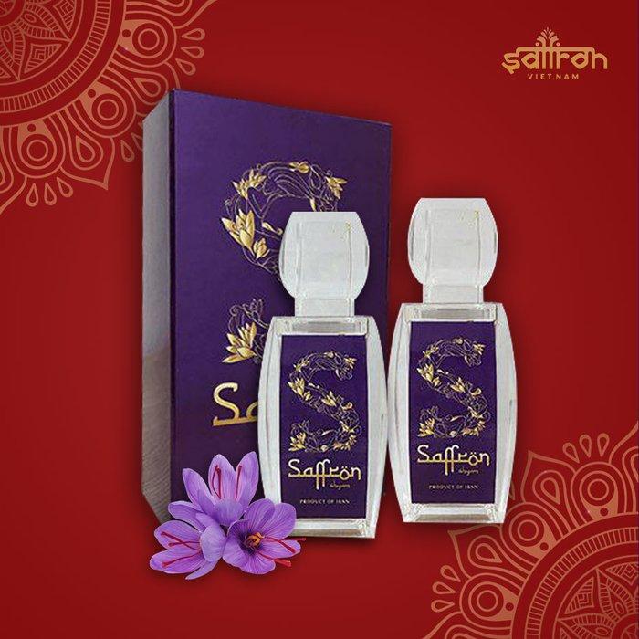 Nhụy hoa nghệ tây IRAN đặc biệt Saffron SHYAM hộp 6g NT006