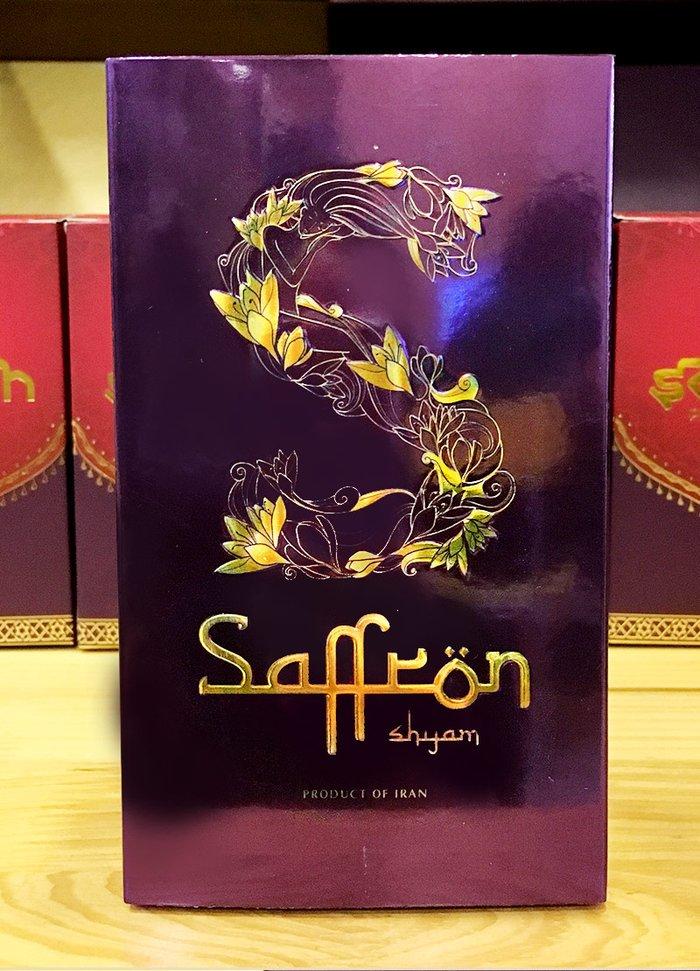 Nhụy hoa nghệ tây IRAN đặc biệt Saffron SHYAM 1