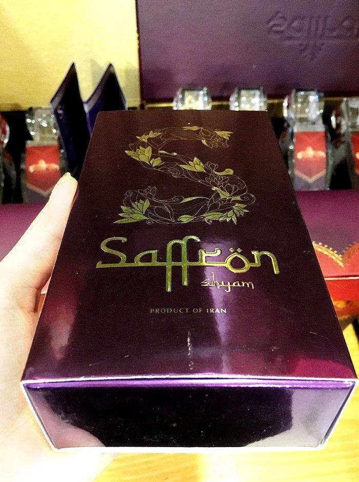 Nhụy hoa nghệ tây IRAN đặc biệt Saffron SHYAM 2
