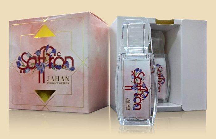 Nhụy hoa nghệ tây Iran Saffron JAHAN hộp 1g NT006 5